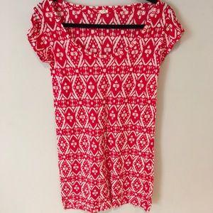 J. Crew Summer T-Shirt Dress